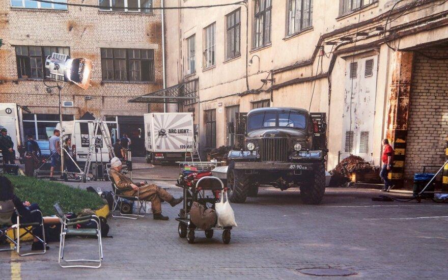 """Serialo """"Černobylis"""" filmavimo vietos Kaune"""