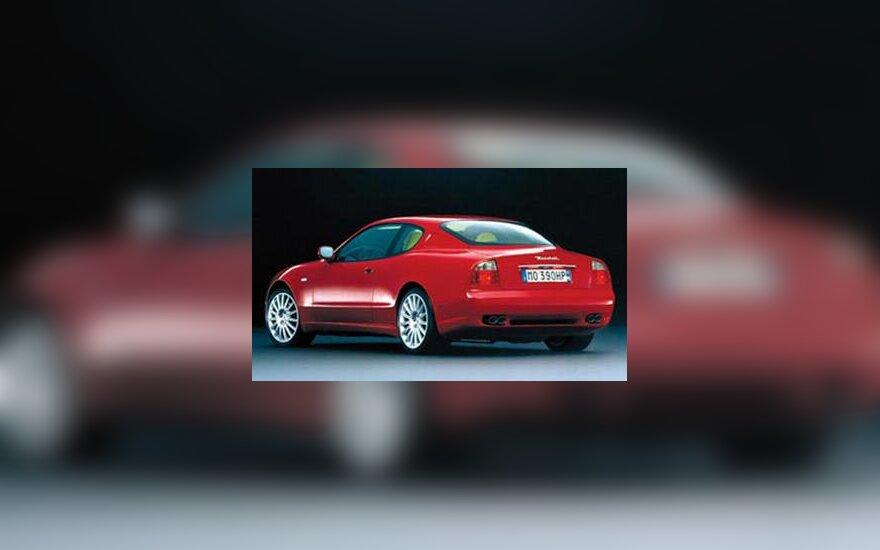 """Maserati 4300 GT Coupe"" automobilis"