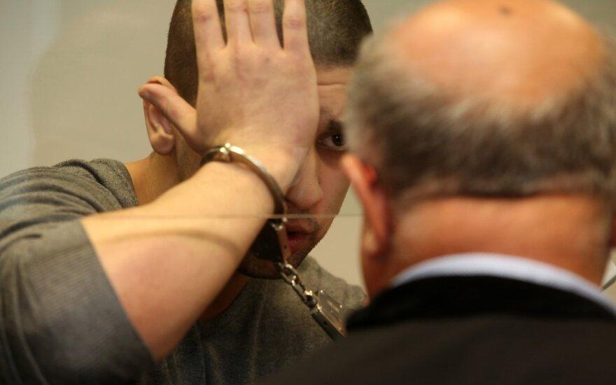 Žiauriu Strazdauskaitės nužudymu kaltinamojo advokatas: artėja lemtinga akimirka