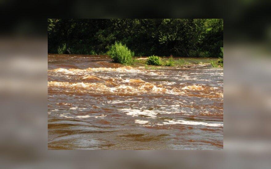 Dėl hidroelektrinių užtvindytų 200 kv. kilometrų