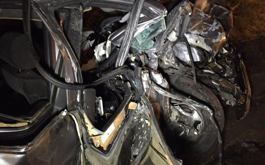 Daug klausimų sukėlusi šiurpi avarija Plungės rajone: versijų sumažėjo