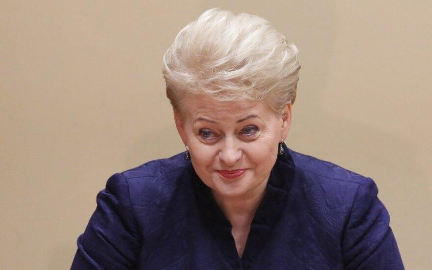 Rinkimų rezultatai: kas labiausiai nusivylė D. Grybauskaite