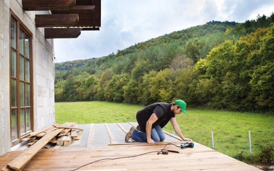 Svajojantys apie namą papuola į spąstus: kokius kryžiaus kelius gali tekti praeiti