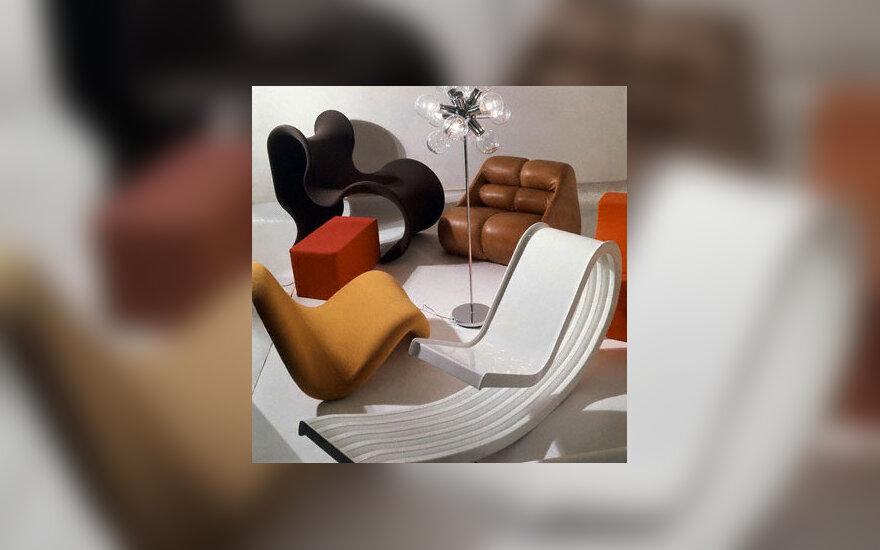 Kėdės, baldai