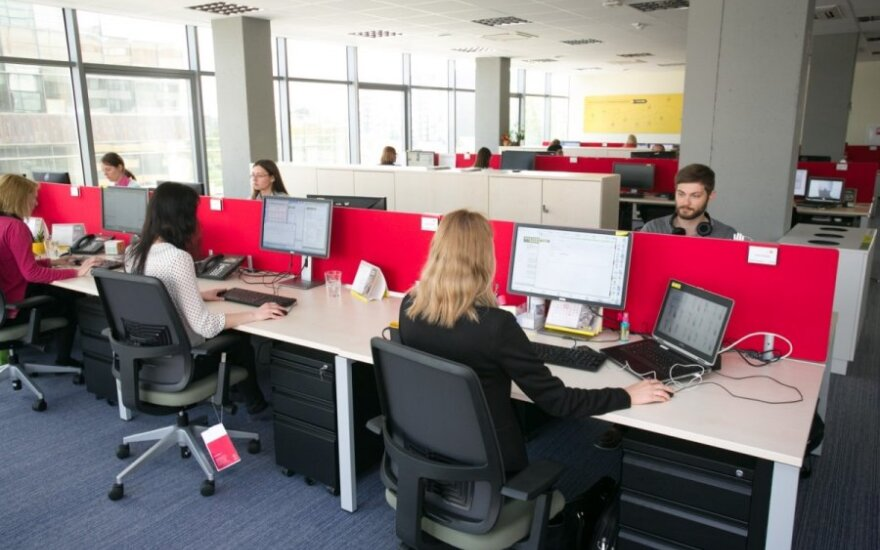 EUROC Lithuania - the largest Western Union site in the world
