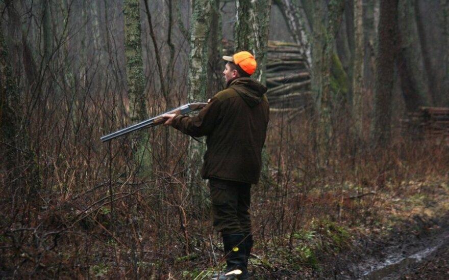 <div>Be medžiotojų miškuose siaustų bakonieriai</div>