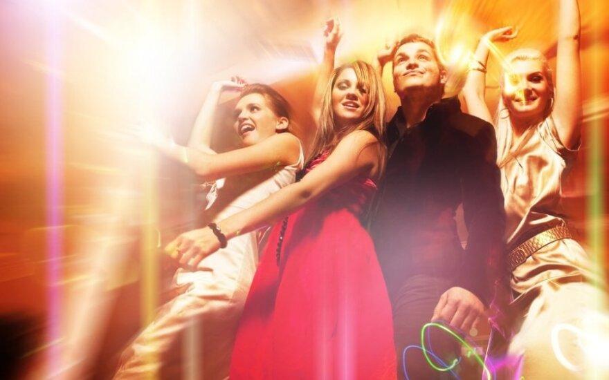 "Klubo ""Cocainn"" gimtadienis – tarsi ilgos ir storos lietuviškos vestuvės"