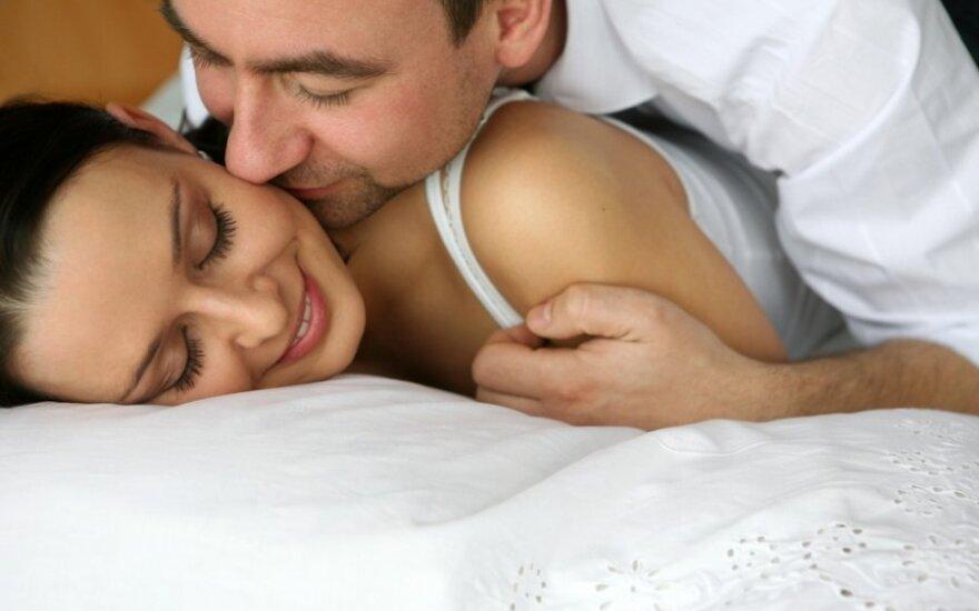 Pamirškite miegamąjį: 8 vietos, kur galima mylėtis