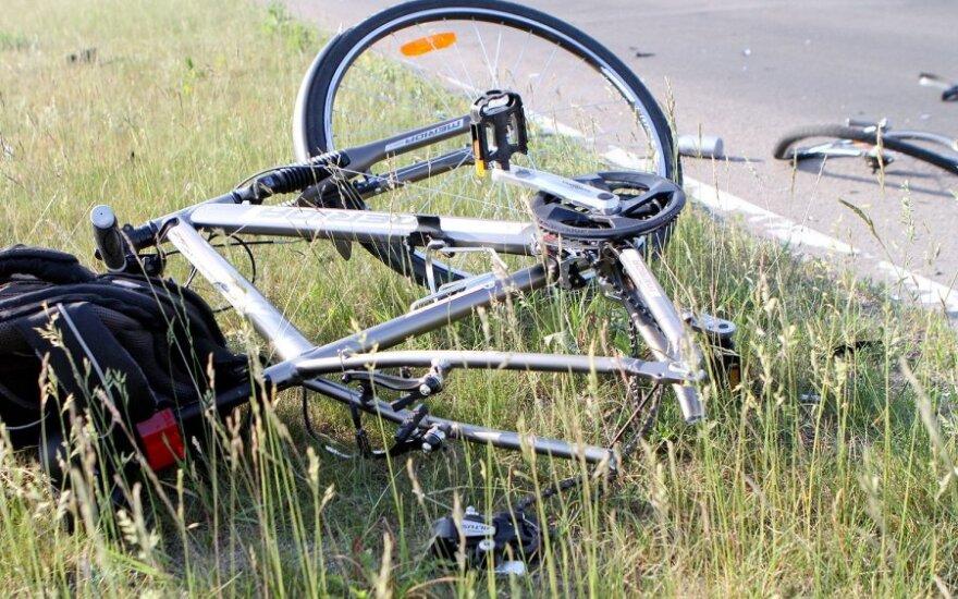 Pareigūnai prašo pagalbos: ieškoma Panevėžio rajone įvykusios avarijos liudininkų