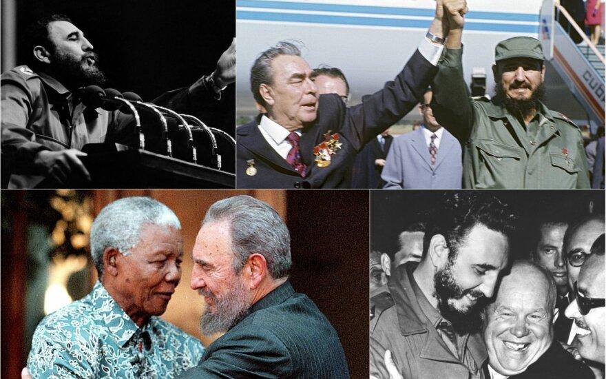 Asmens sargybinis atskleidė Fidelio Castro paslaptis: jis gyveno visai kitaip nei skelbė