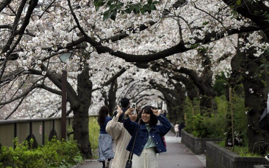 Japonijos atvejis glumina ekspertus: laukia sprogimas?