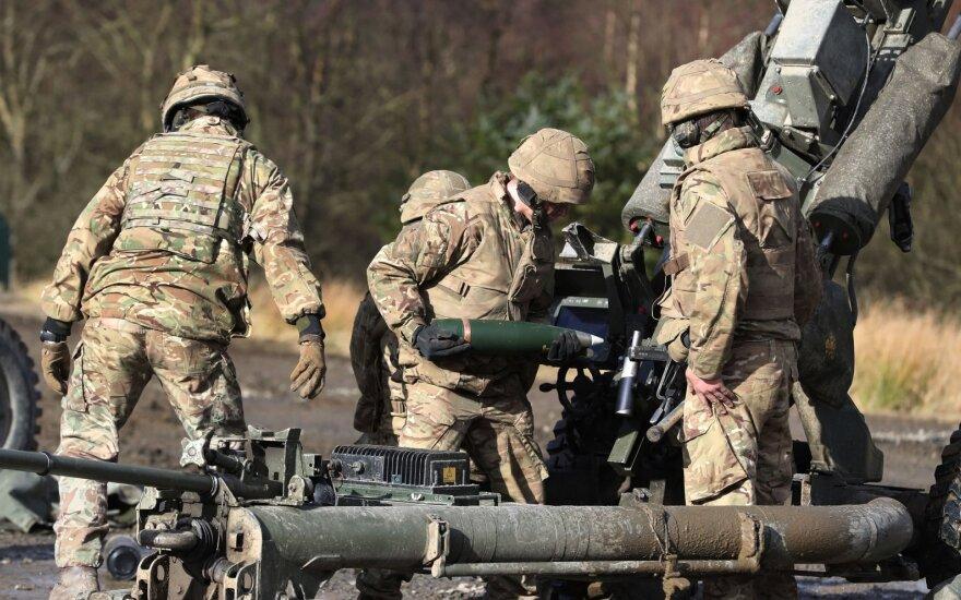 Karo su Rusija atveju – prastos prognozės Jungtinei Karalystei