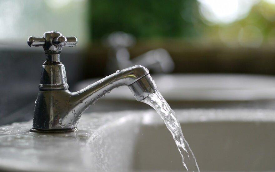 Vanduo iš čiaupo