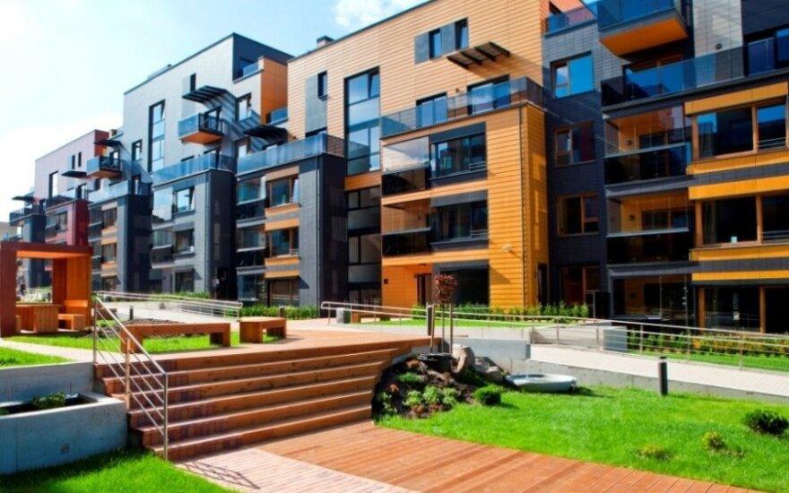 Praeitis pasimiršo: kyla nauji butai, pasiektas paskolų rekordas