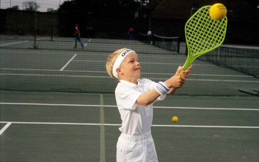 Nuo kelių metų vaiką leisti į sporto būrelį?