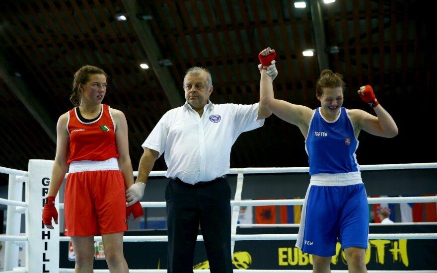 Gabrielė Stonkutė / FOTO: EUBC