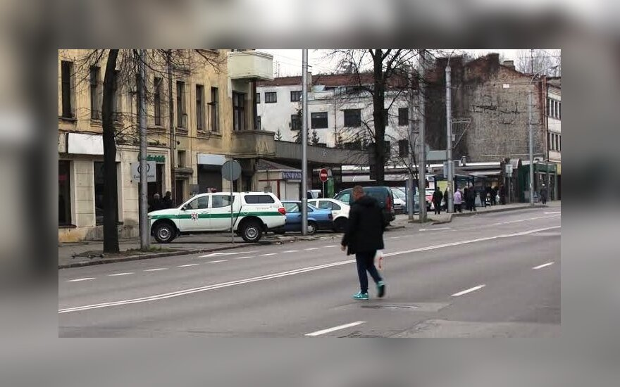 """Akcija Kaune """"Netapk kėgliu kelyje"""""""