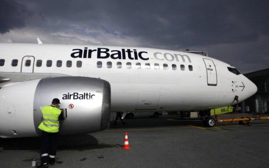 """""""airBaltic"""" didina skrydžių skaičių į Kroatiją"""
