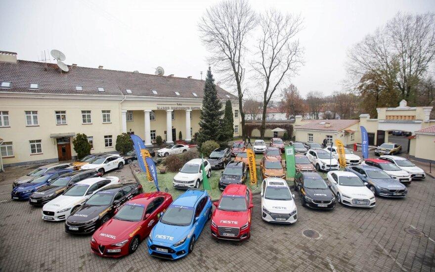 """""""Metų automobilis 2017"""" atidarymo spaudos konferencija"""