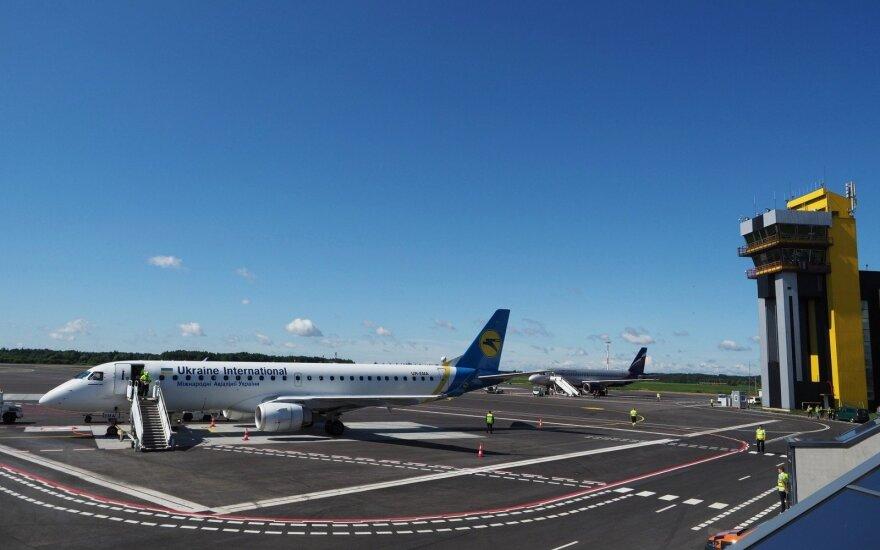 Kauno oro uoste – triskart daugiau skrydžių nei pernai