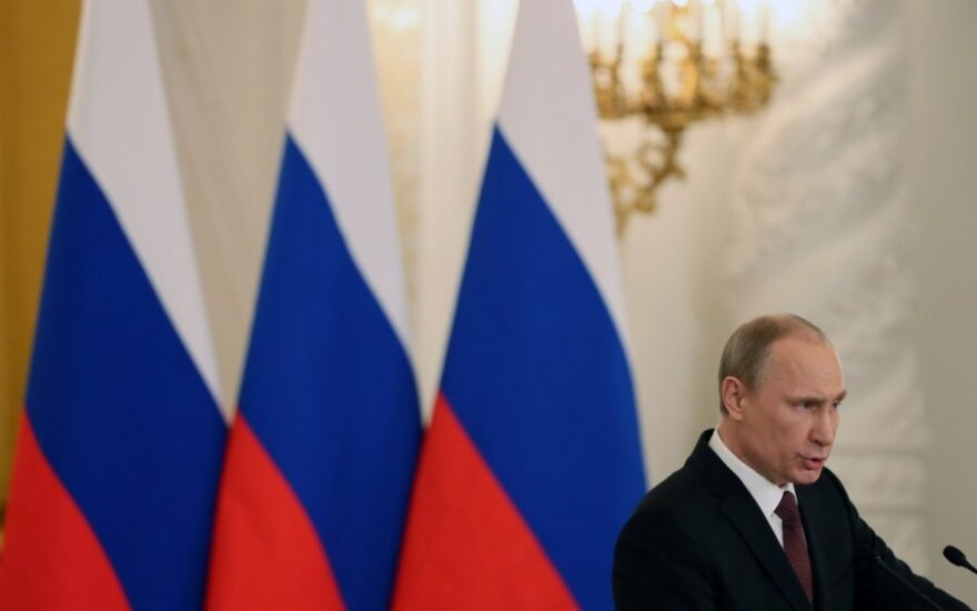 Ekspertai: jei nesustabdysime V. Putino, tik laiko klausimas, kada jis bus Lietuvoje