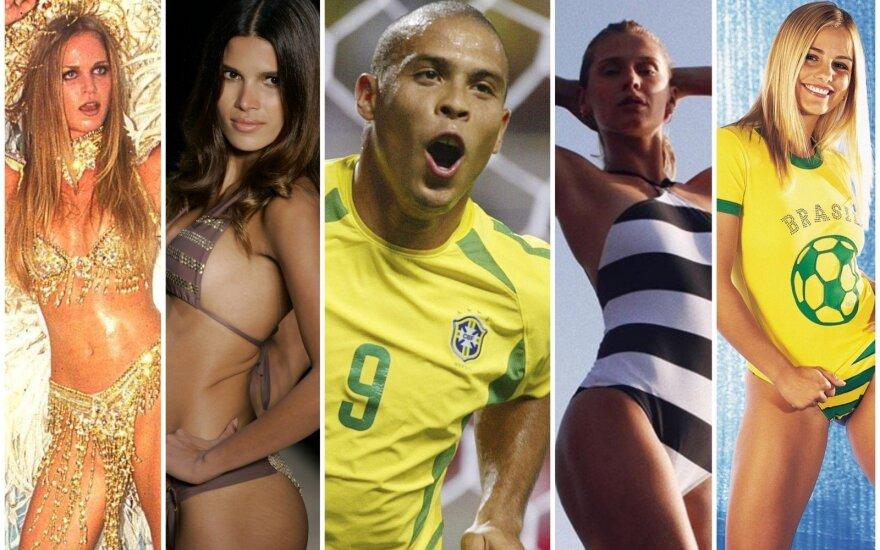 Ronaldo ir jo mylimosios