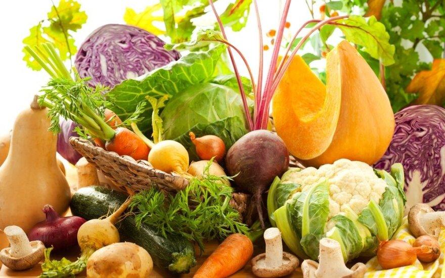 Maisto produktai, mažinantys stresą ir nerimą