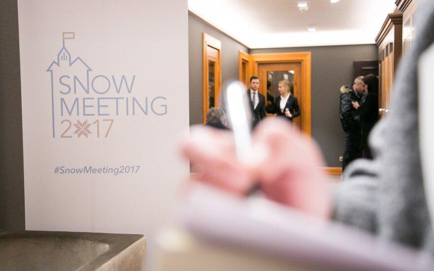 Snow meeting 2017