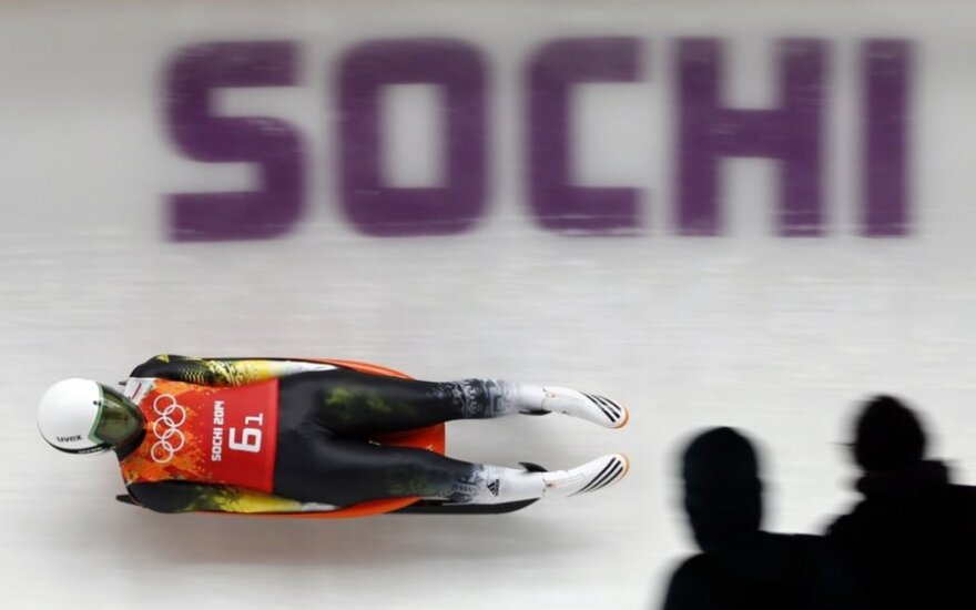 Olimpiados bronzos medalininkė Eliza Tiruma