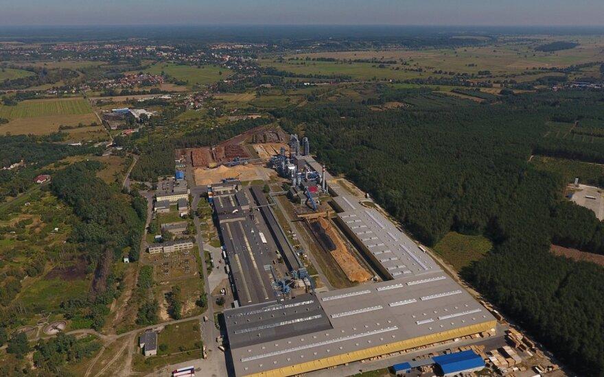"""""""Homanit"""" gamykla Lenkijoje"""