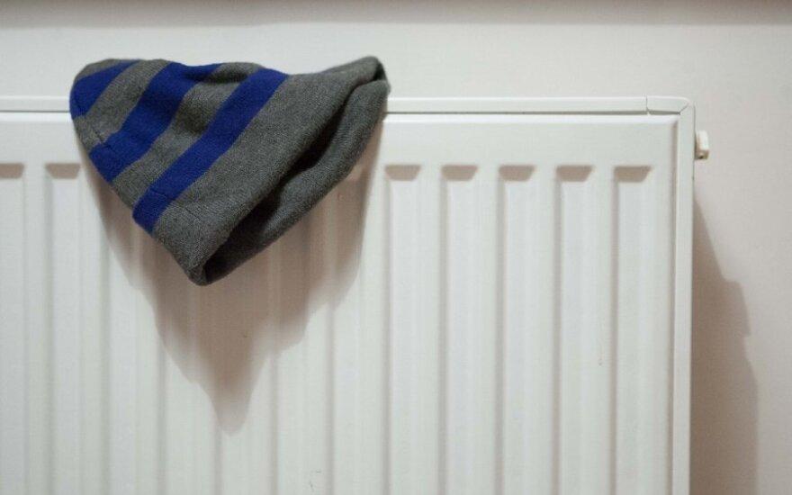 Seimo komitetas: šildymui 10 proc. pajamų išleidžiančioms šeimoms