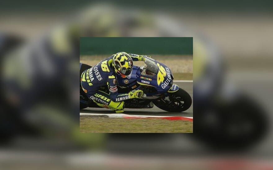 """Valentino Rossi (""""Yamaha"""")"""