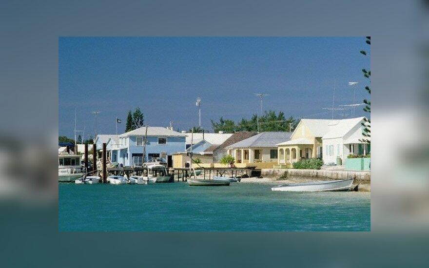 Prie Bahamų nuskendus laivui žuvo 28 Haičio piliečiai
