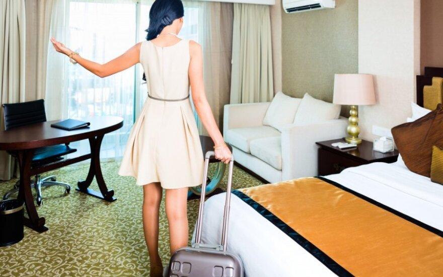 Pribloškiantis atvirumas: beprotiškiausios istorijos, kurias papasakojo viešbučių personalas