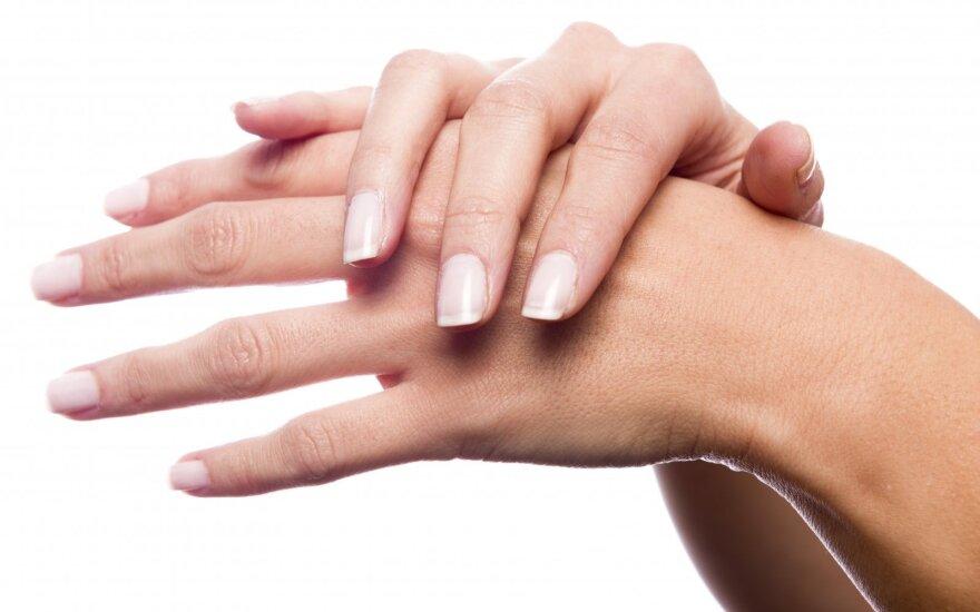 Švelnioms rankoms – natūralus namuose gamintas kremas