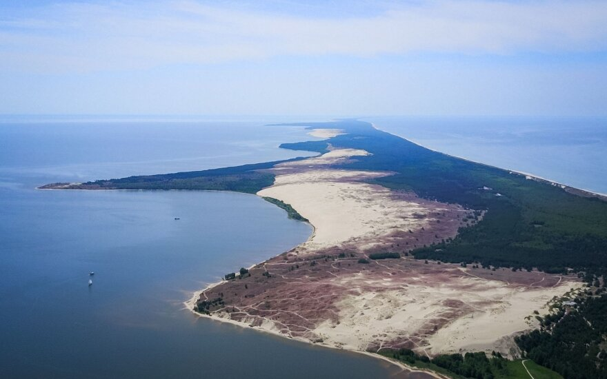 Paplūdimių nykimas – neišvengiamas: jokios konstrukcijos jūros nesustabdys
