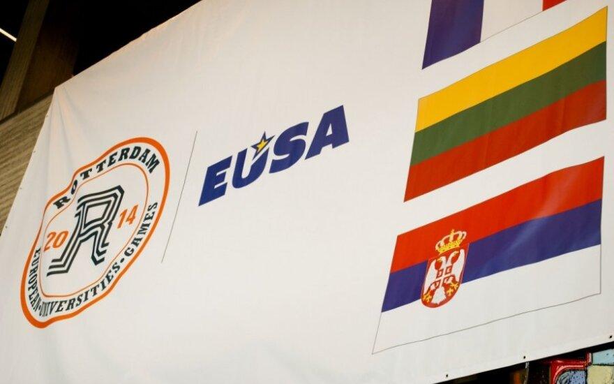 Europos universitetų sporto žaidynės