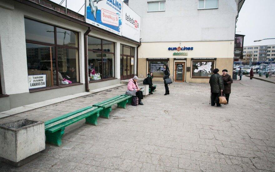 Iš vietos pajudėjo Panevėžio autobusų stoties idėja