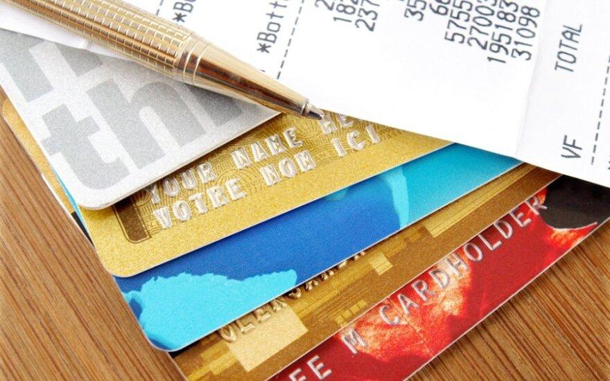 Vatikanas nustebintas, kad įšaldyti atsiskaitymai kortelėmis