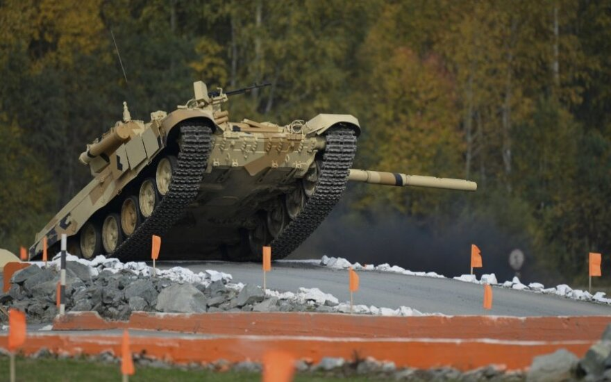 Rusijos karinių pajėgų trūkumai: nuo keistų atakų Sirijoje iki lėktuvnešio, kuris genda pačiu netinkamiausiu metu