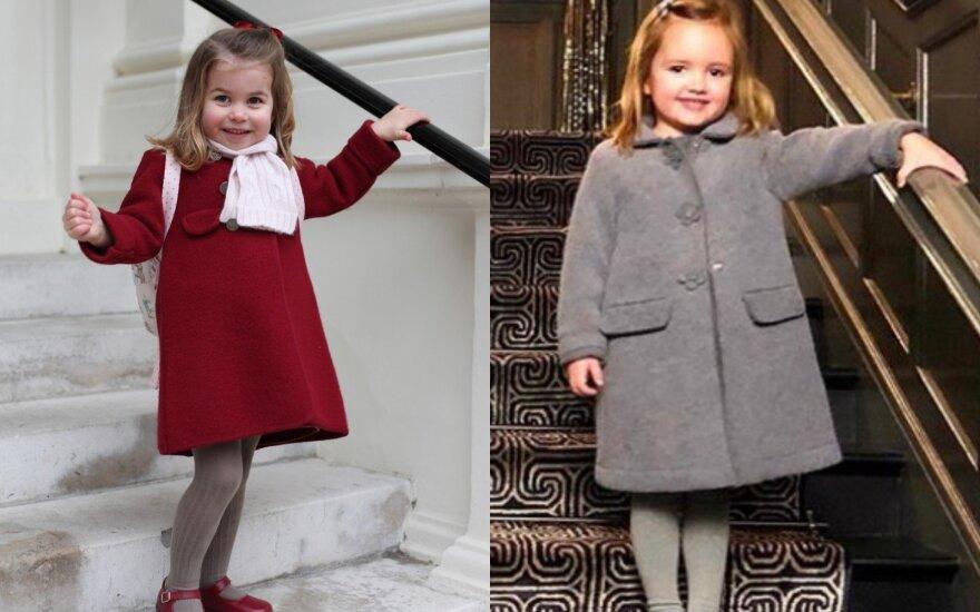 Princesė Charlotte, Sophia Ecclestone