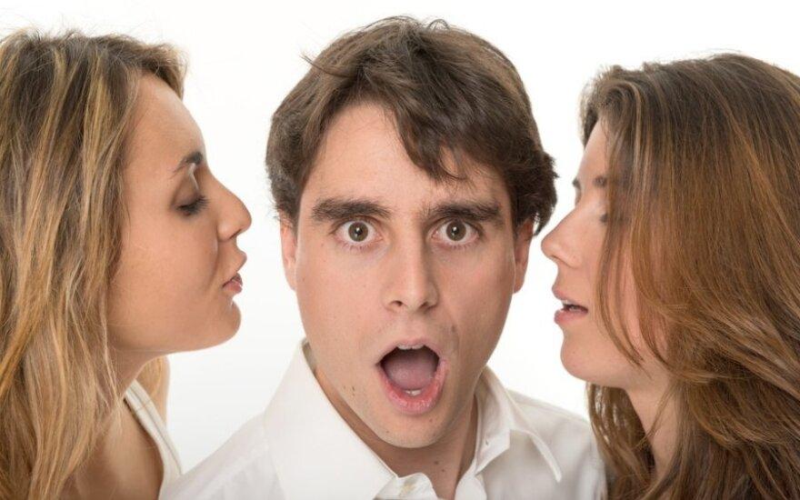 Patarimai, kaip išvengti apkalbų darbe