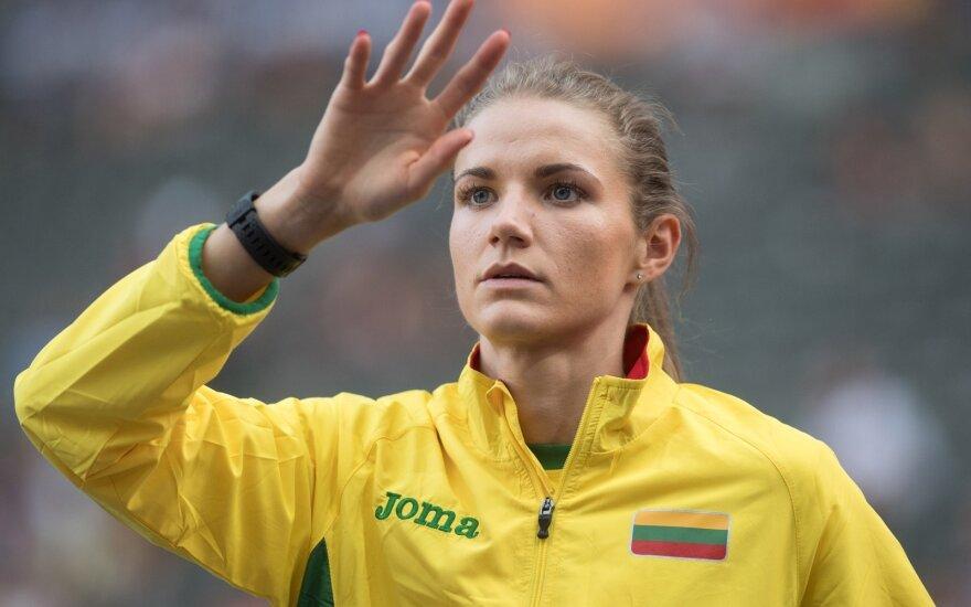 Europos lengvosios atletikos čempionato atranka: Airinė Palšytė