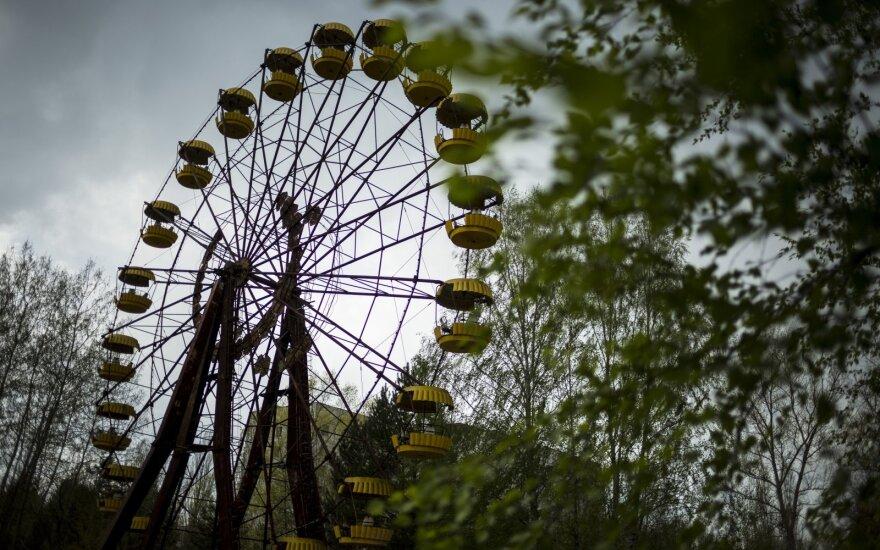 Internetinių transliacijų karta prikėlė iš užmaršties Černobylį