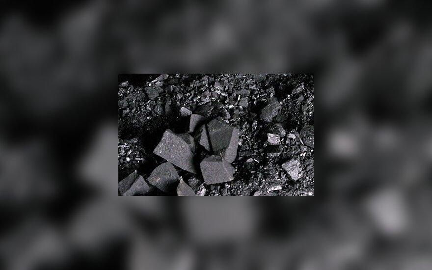 Cocaine hidden in coal