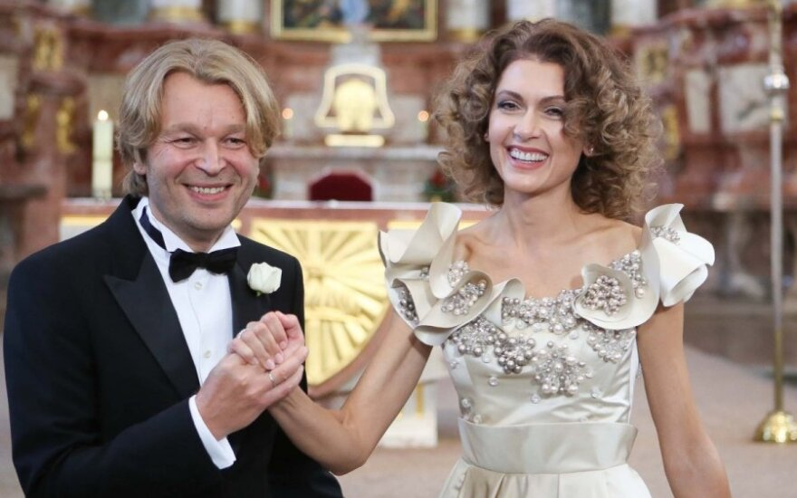 Kęstučio Verslovo ir Ramunės Piekautaitės vestuvės