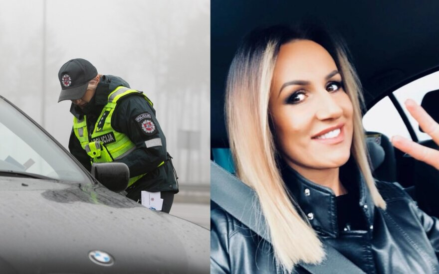 Katažina Zvonkuvienė tapo policijos reido taikiniu