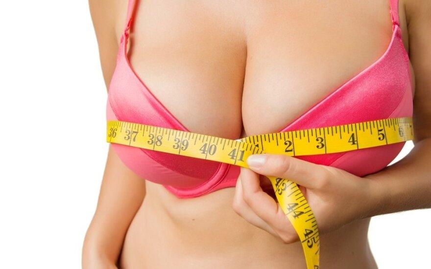 Kokios įtakos svorio mažėjimas turi krūtims? Specialistai atsako į visus moterų klausimus