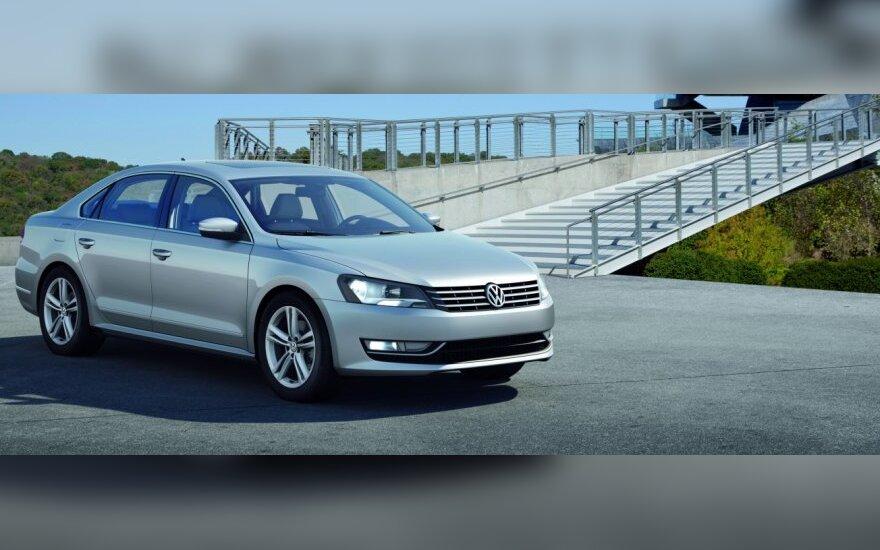 JAV rinkai skirtas Volkswagen Passat