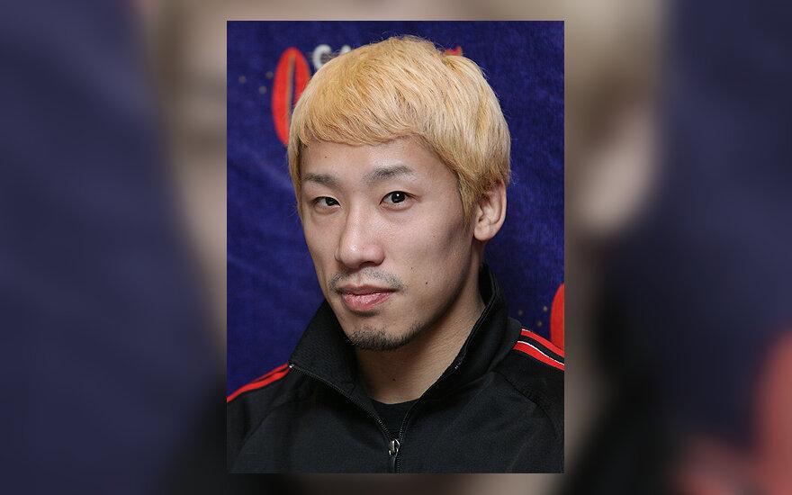 Masayuki Okudeo